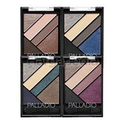 Palladio Silk FX Eyeshadows 1s