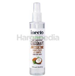Inecto Naturals Body Coconut  Oil 200ml