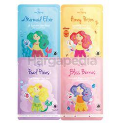 Au Fairy Pearl White Facial Mask 1s
