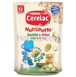 Nestle Cerelac Nutripuffs Zucchini & Onion 25gm