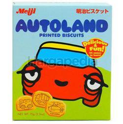 Meiji Land Biscuit Autoland 70gm