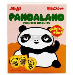Meiji Land Biscuit Pandaland 70gm