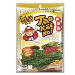 Tao Kae Noi Crispy Seaweed Wasabi 15gm