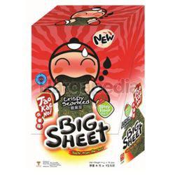 Tao Kae Noi ig Sheet Seaweed Hot & Spicy 12x3.2gm