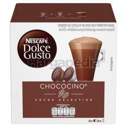 Nescafe Dolce Gusto Chococino Chocolate 16s