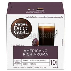 Nescafe Dolce Gusto Americano Rich Aroma Coffee 16s