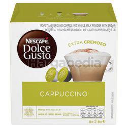 Nescafe Dolce Gusto Cappuccino Coffee 16s