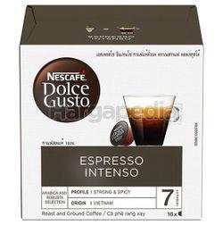Nescafe Dolce Gusto Espresso Intenso Coffee 16s
