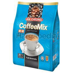 Aik Cheong 2in1 Instant Coffee Mix No Sugar 20x15gm
