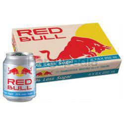 Red Bull Less Sugar 24x250ml