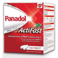 Panadol Actifast Compack 100s