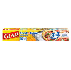 Glad Cook & Bake Paper 10m 1s