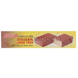 Apollo Chocolate Layer Cake 8x18gm