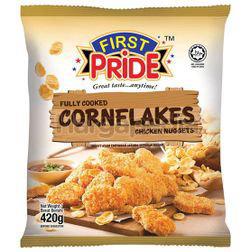 First Pride Cornflakes Chicken Nugget 420gm