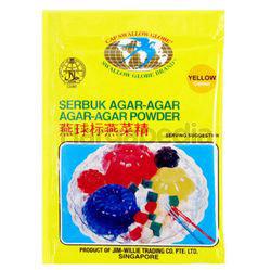 Swallow Globe Agar Agar Powder Yellow 10gm