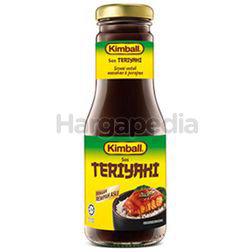 Kimball Teriyaki Sauce 240ml