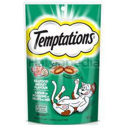 Temptations Cat Treats Seafood Medley 85gm