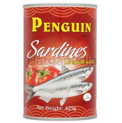Penguin Sardine 425gm