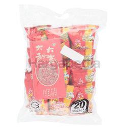 Kow Kow Snacks Spicy Roasted Peanut 20x15gm