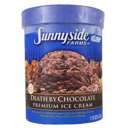 Sunnyside Farms Ice Cream Death by Chocolate 1.42lit
