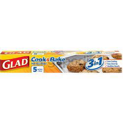 Glad Cook & Bake Paper 5m 1s