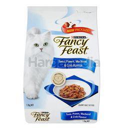 Fancy Feast Dry Cat Food Tuna, Prawn, Mackerel & Crab 1.2kg