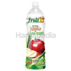 Fruit 10 Fruit Drinks Apple with Aloe Vera Bits 1.5lit