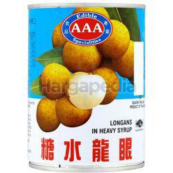 Edible AAA Longan in Syrup 565gm