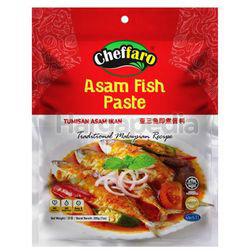 Cheffaro Asam Fish Paste 200gm
