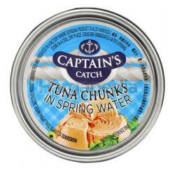 Captain's Catch Tuna Chunk 185gm