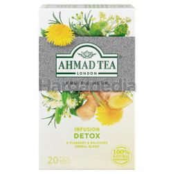 Ahmad Tea Infusion Detox 20s