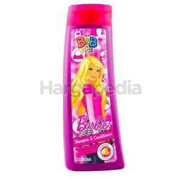 B&B Kids Barbie Shampoo & Cond Olive Extract 180ml