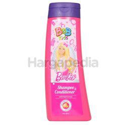 B&B Kids Barbie Shampoo & Cond Pearl & Extract 180ml