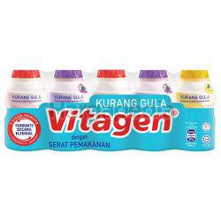 Vitagen Less Sugar Assorted 5x125ml