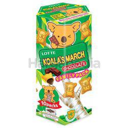 Koala's March Family Pack Chocolate 195gm