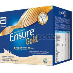 Ensure Gold Vanilla 1.6kg