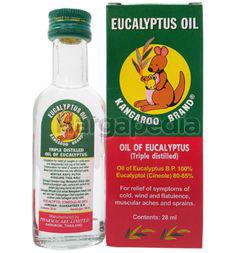 Kangaroo Brand Eucalyptus Oil 28ml