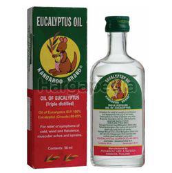Kangaroo Brand Eucalyptus Oil 56ml