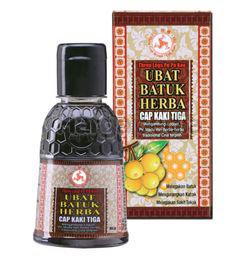 Three Legs Ubat Batuk Herbal 180ml
