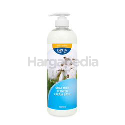 Orita Shower Cream Goat Milk 1lit