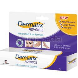 Dermatix Advance Scar Formula 15gm