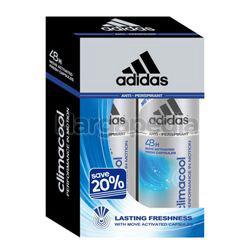 Adidas Men Deodorant Spray Climacool 2x150ml