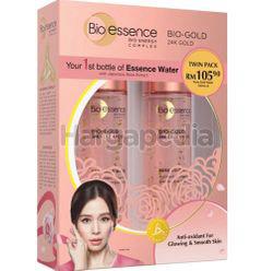 Bio-Essence 24k Bio-Gold Rose Gold Water 2x100ml