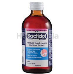 Bactidol Mouth Wash 250ml