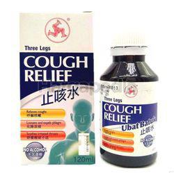 Three Legs Cough Relief 120ml