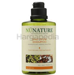 Nunature Shampoo Daily Shine 250ml