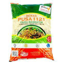 Faiza Pusa 1121 Basmathi Rice 5kg