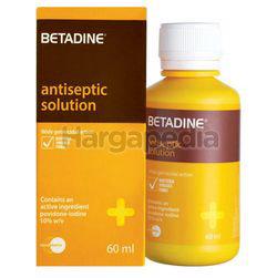 Betadine Anticeptic Skin Cleanser 60ml