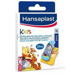 Hansaplast Disney Winnie The Pooh 16s