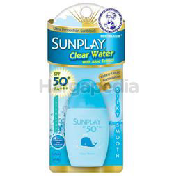 Sunplay Clear Water With Aloe Extract SPF50 PA++ 35gm